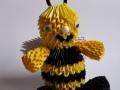Fig8: 3D origami nagy Méhecske