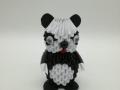Fig.106 3d origami Panda