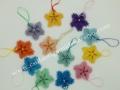 K30.sz. 3d origami kis csillag