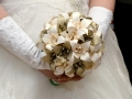 Mcs.36.sz Liliom menyasszonyi csokor