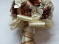 Mcs10.sz. Rózsa menyasszonyi kiscsokor