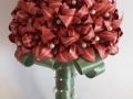 Mcs24.sz Menyasszonyi liliomos csokor