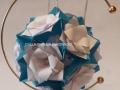 G5.sz. Liliomos origami gömb