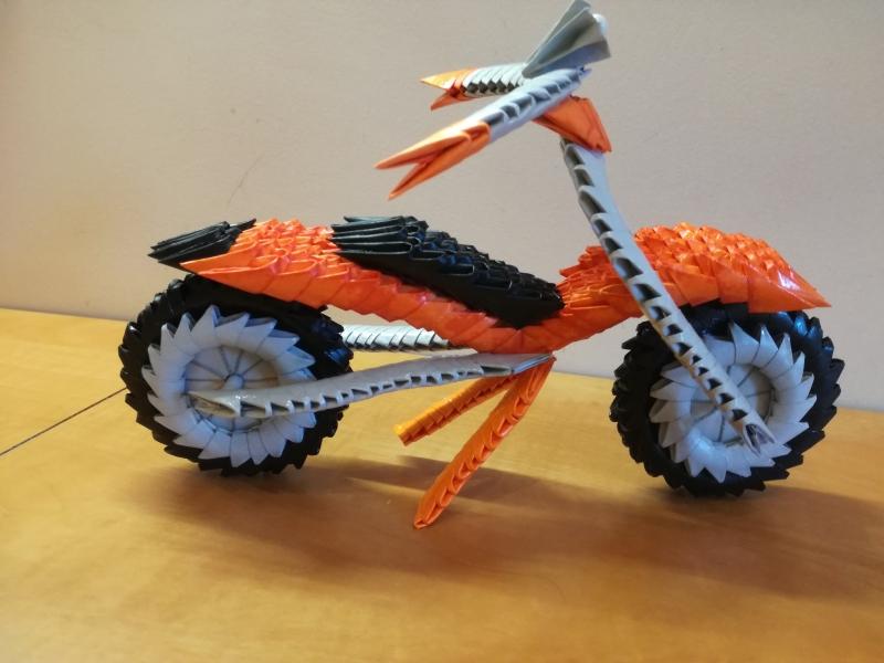 Fig22: 3D origami Motor