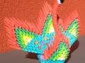 Fig19: 3D origami Páva