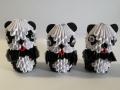 Fig14: 3D origami Panda