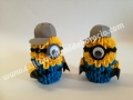 Fig61: 3D origami Minion