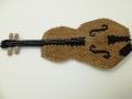 Fig69:3D origami Hegedű