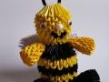A16.3D origami méhecske
