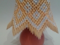 A25.sz 3d origami Lámpabúra