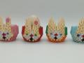 H14. Nyuszis tojástartó