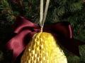 K19.sz 3d origami harang karácsonyfadísz