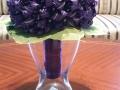 Mcs5.sz. Lila liliomos csokor