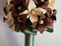 Mcs22.sz. Barna-vaj liliomos csokor