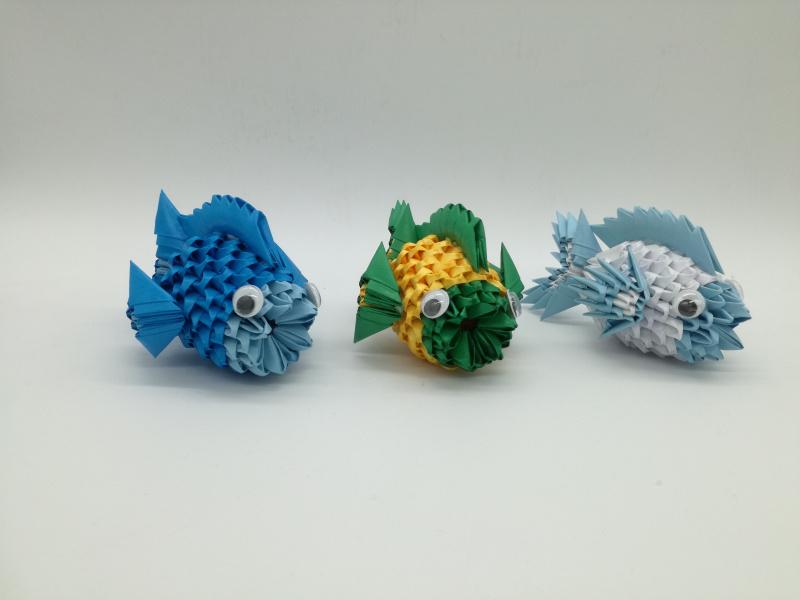 Ny.14.3d origami Hal