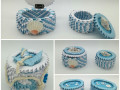 Ny 18. 3d origami Dobozkák variációi