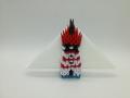 Ny.7. 3d origami szalvétatartó világítótorony