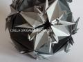 G10.sz.Kicsi Darus origami gömb