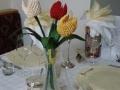 A15. 3D origami Tulipán